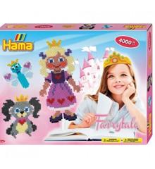 HAMA Beads - Midi -Gift box- Fairytale (3146)
