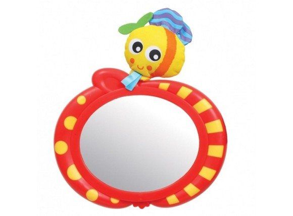 Playgro - Travel Bee Mirror