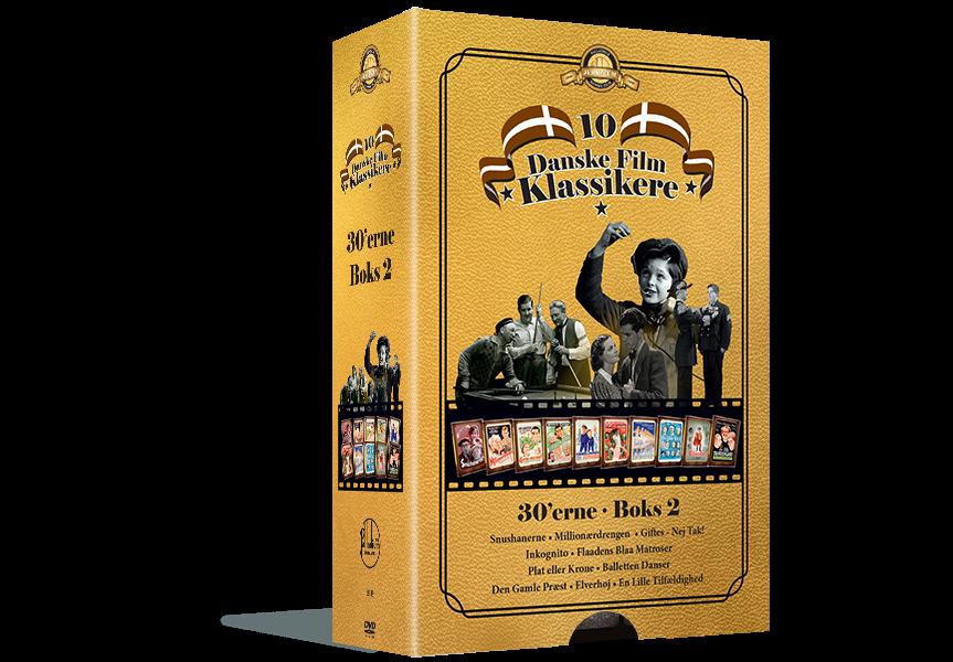 Palladium 1930`Erne Boks 2- DVD