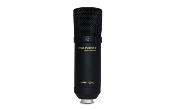 Marantz - MPM 1000U - USB Condenser Microphone