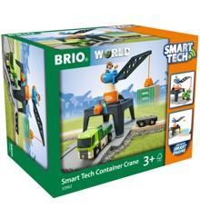 BRIO - Smart Tech Containerkran (33962 )
