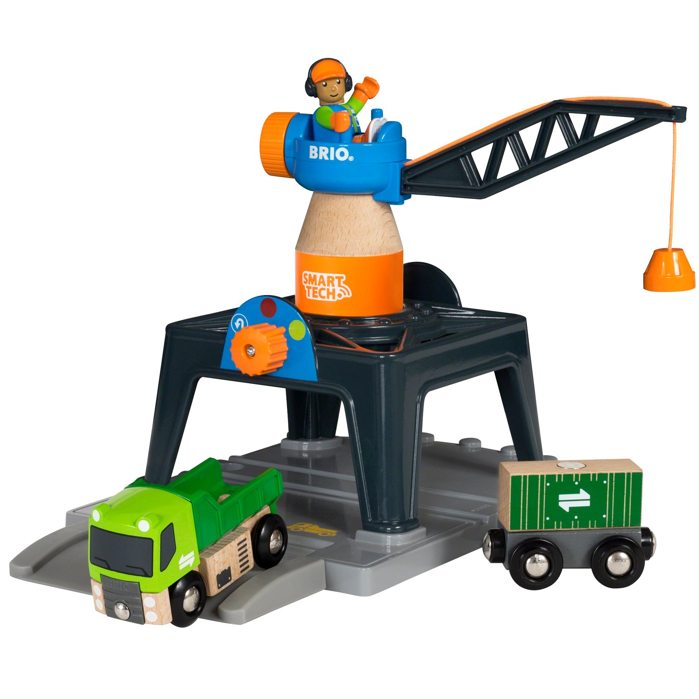 BRIO - Smart Tech Container Crane (33962 )