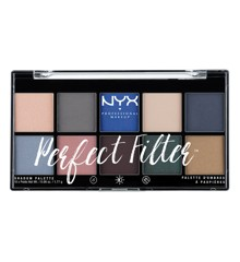 NYX Professional Makeup - Perfect Filter Shadow Palette - Marine Layer
