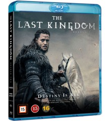 Last Kingdom, The: Sæson 2 (Blu-Ray)