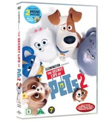 Secret life of pets 2 - DVD
