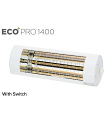 ​Solamagic - 1400 ECO+ PRO Patio Heater W/Switch - White