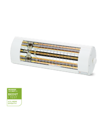 ​Solamagic 1400 ECO+ PRO Heater With Switch - White - New