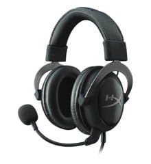 HyperX - Cloud II Gaming Headset For PC/PS4/Mac/Mobile (Grey Metal)