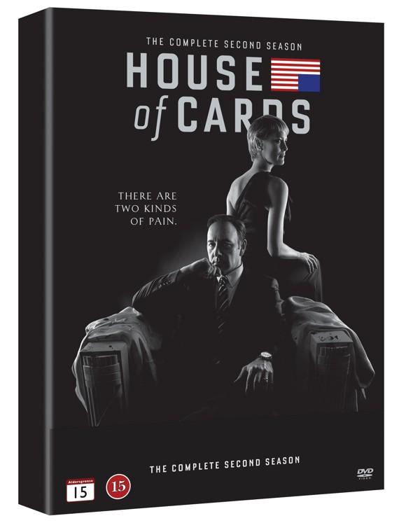 House of cards - season 2 - DVD