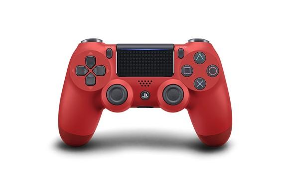 Sony Dualshock 4 Controller v2 - Red