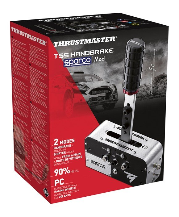 Thrustmaster TSSH Sequential Shifter & Handbrake