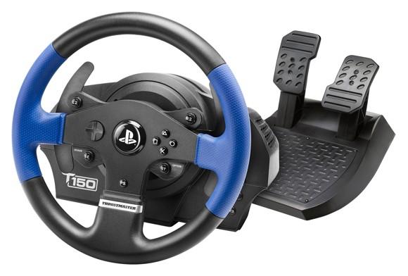 Thrustmaster - T150 Force Feedback Racing Wheel