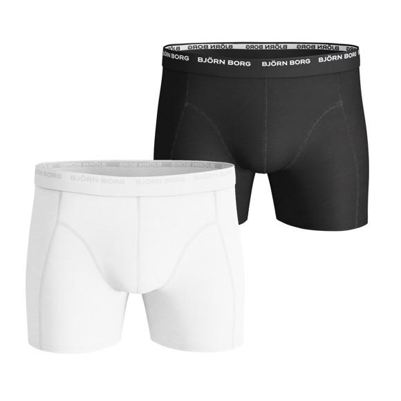 Björn Borg - Shorts NOOS Basic 2-pack Boxershorts