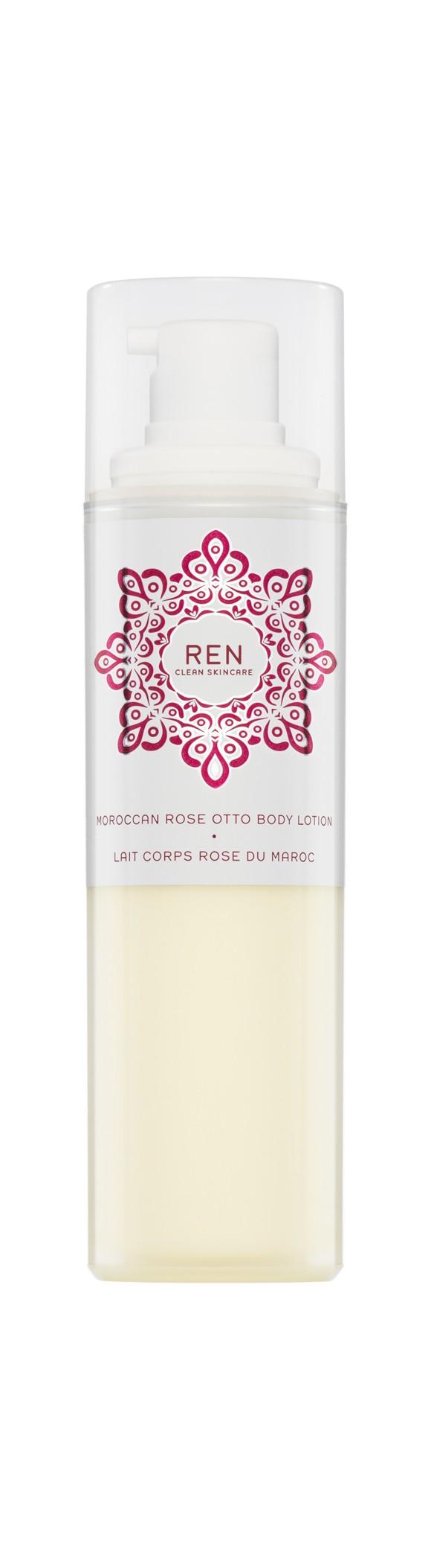 REN - Moroccan Rose Otto Body Lotion 200 ml