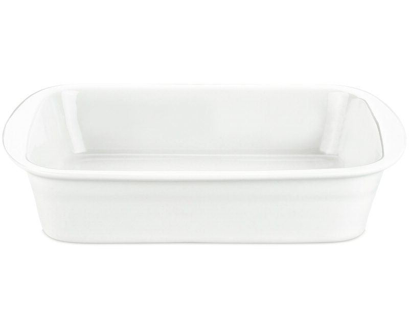 Pillivuyt - Lasagne Dish Medium - White (250434)