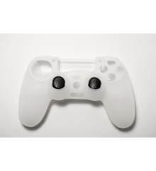 Spartan Gear - PS4 Controller Silicone Skin Cover (2 x Controller Thumb Grips Included)