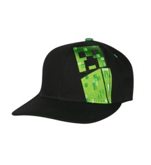 Minecraft Creepin Youth Snap Back Cap One-size
