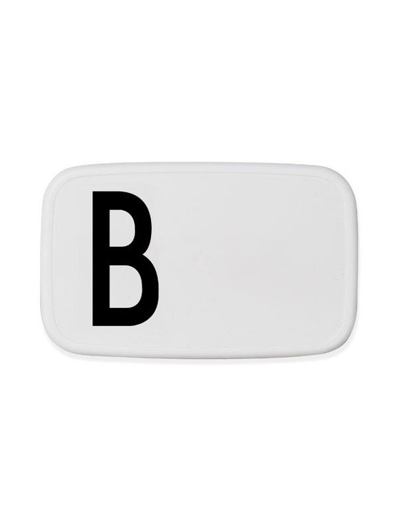 Design Letters  - Personlig Madkasse - B