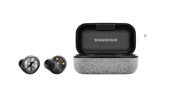 Sennheiser - MOMENTUM True Wireless Høretelefoner