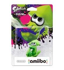 Nintendo Amiibo Figurine Inkling Squid
