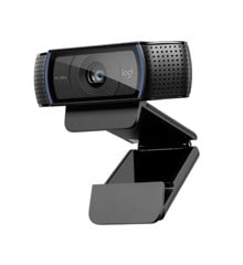 LOGITECH C920 HD Pro Webcam USB black
