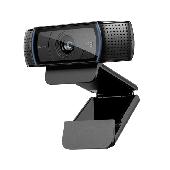 LOGITECH C920 HD Pro Webcam USB black