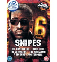 Snipes - 6 Pack Collection - DVD