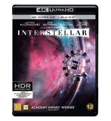 Interstellar (4K Blu-Ray)