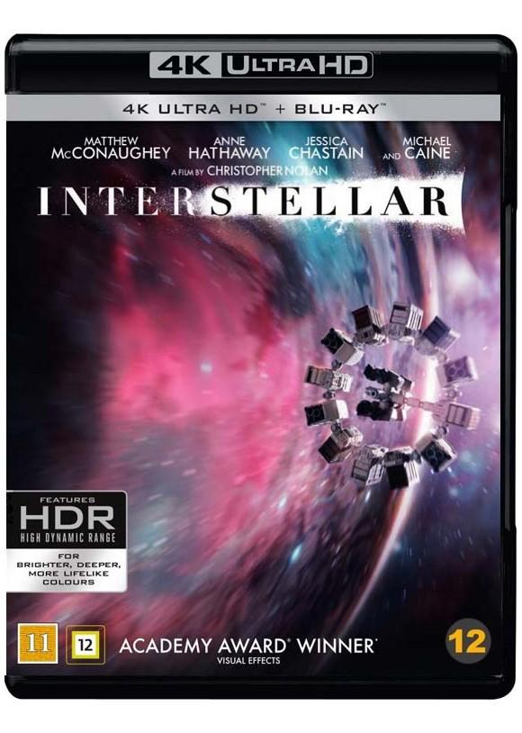 Interstellar (4K Blu-Ray)