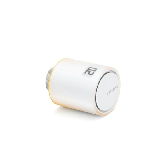 Netatmo - Ekstra Smart Radiator Termostat (1 Stk)