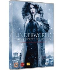 Underworld: The Complete Collection 1 - 5 - DVD