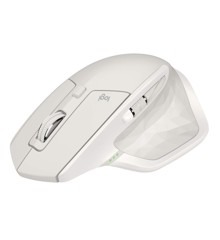 Logitech MX Master 2S Wireless Bluetooth Mouse for Mac and Windows - Grey