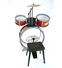 Bontempi - Trommesæt med stol (514504)