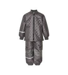 Celavi - Basic Thermal Wear Set - Grey 122