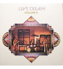 Cream - Live Cream Vol.II (LP) - Vinyl