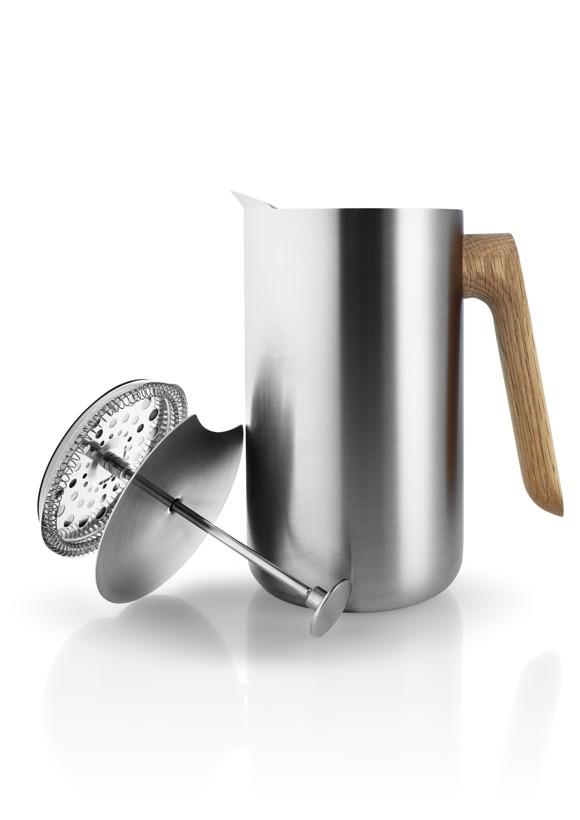 Eva Solo - Nordic Kitchen Stempelkanne mit Isolierwirkung 1 L (502754)