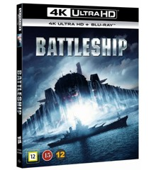 Battleship (4K Blu-Ray)
