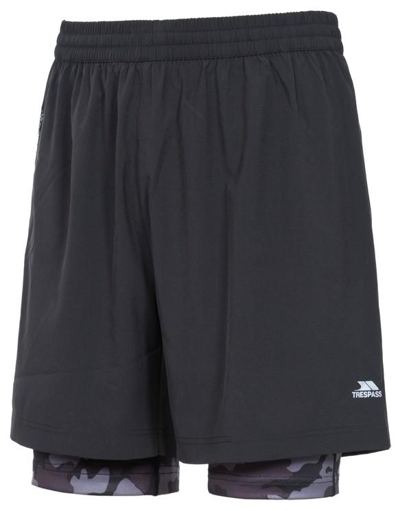 Trespass - Running Shorts Patterson Men