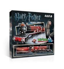 Wrebbit 3D Puslespil - Harry Potter - Hogwarts Expres