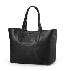 Elodie Details - Leather Nursery Bag - Black