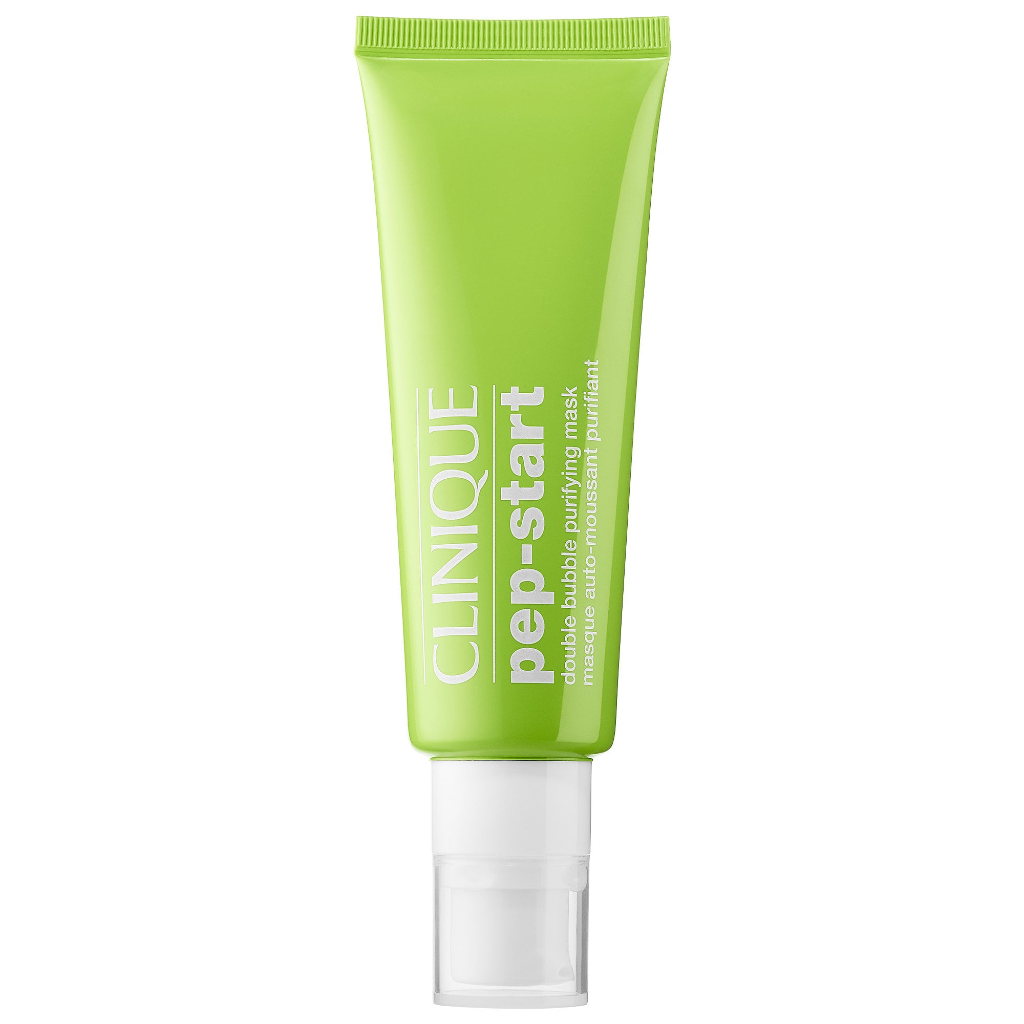 Clinique - Pep Start Double Bubble Purrifying Mask
