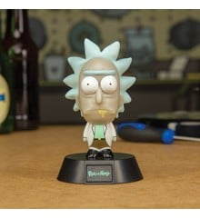 Rick and Morty - Rick Icon Light (PP4995RM)