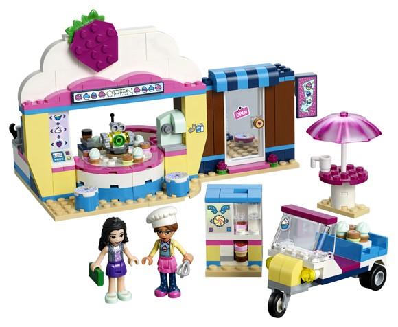 LEGO Friends - Olivia's Cupcake Café (41366)