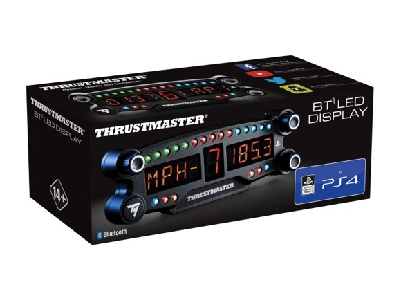 Playstation 4 Bluetooth LED Display