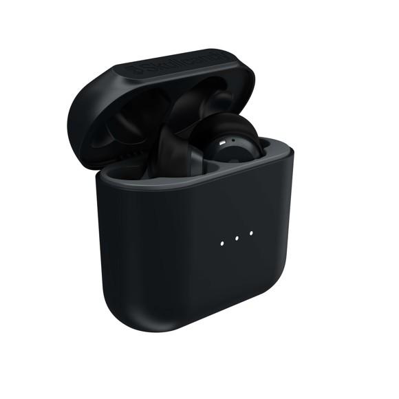 Skullcandy - indy True Wireless In Ear Headphones - Black