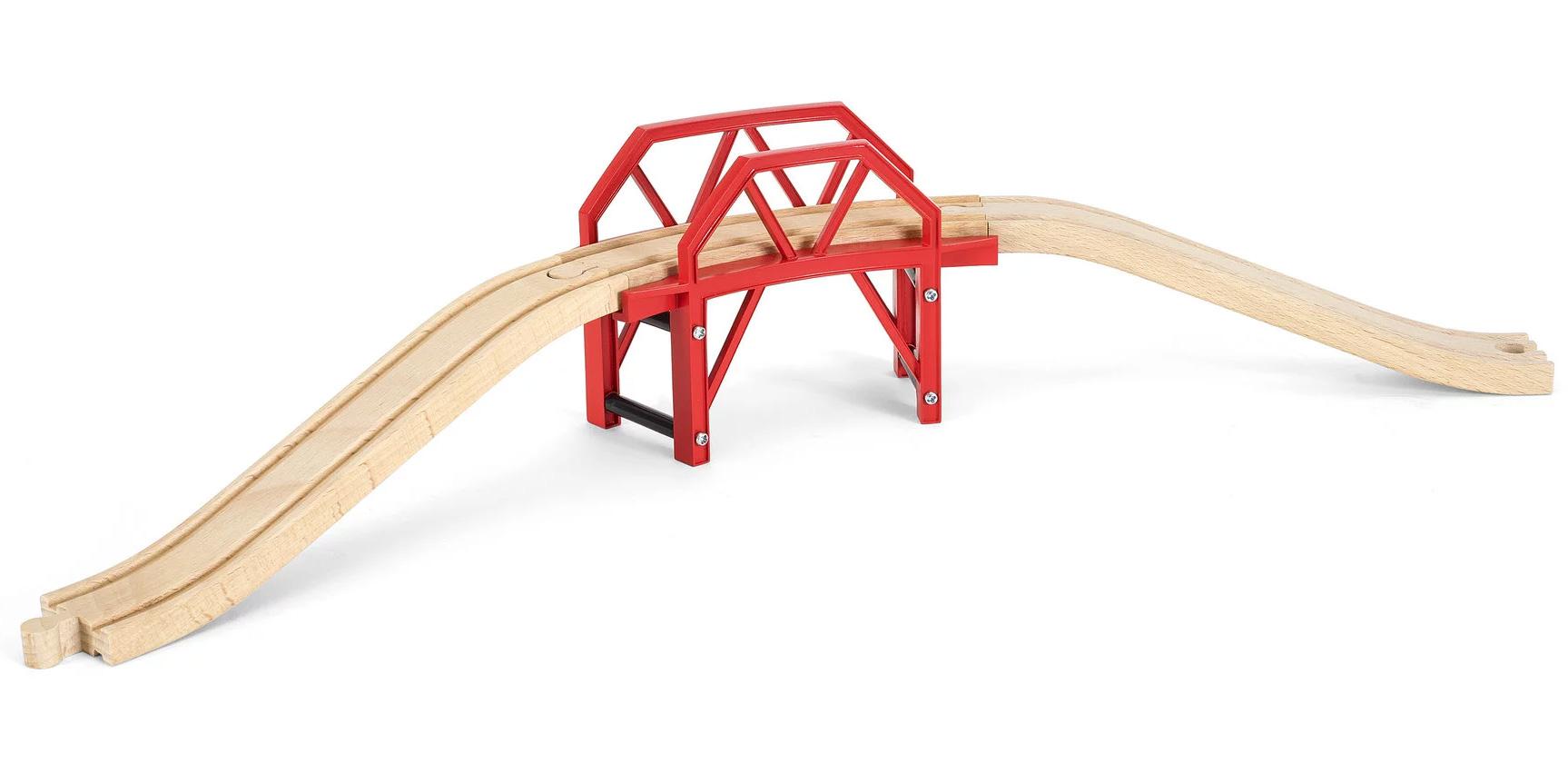 BRIO - Curved Bridge (33699)