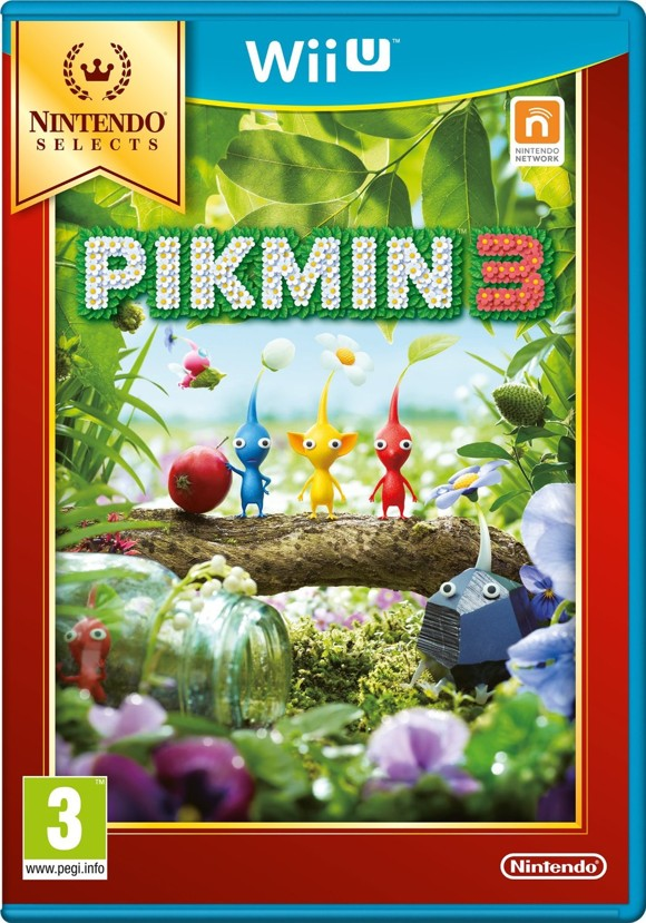 Pikmin 3 (Selects)