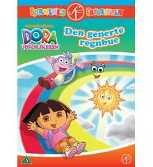 Dora - Udforskeren: Den generte regnbue - DVD