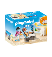 Playmobil - Tandlæge (70198)