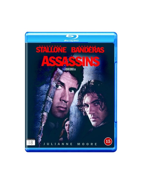 Assassins  - Blu ray